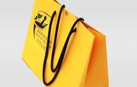 Pegasus packaging paper bags