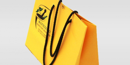 Pegasus packaging paper bags
