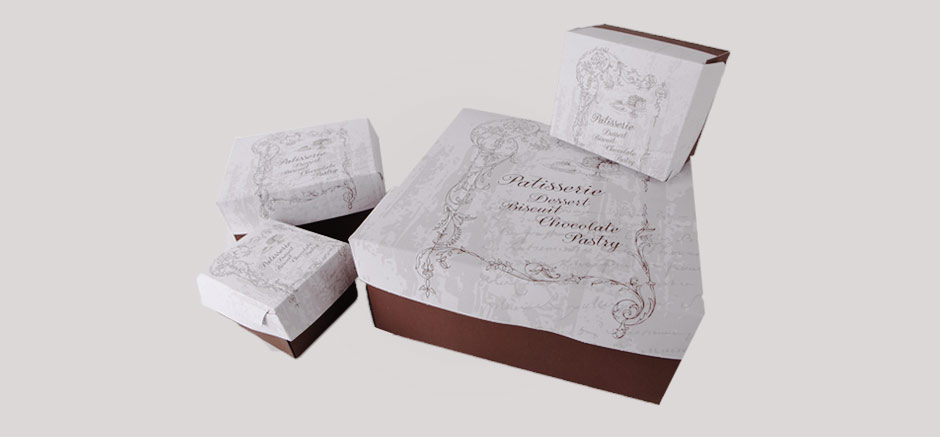 Pegasus packaging generic box is suitable for any use particularly as a pastry box